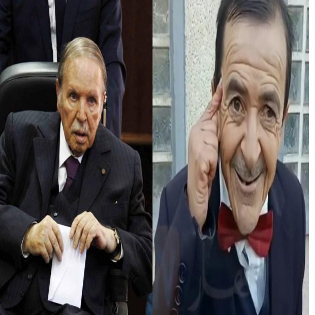نابوليون بونابارت يتنازل لجثة بوتفليقة.. الموت ديال الضحك في انتخابات الجزائر! (فيديوهات)