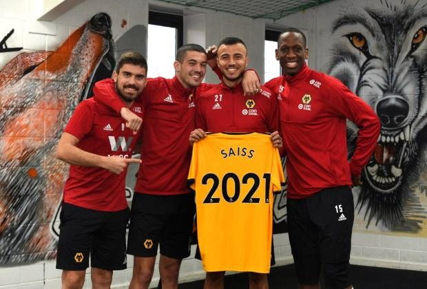 إلى غاية 2021..فريق وولفرهامبتون يجدد عقد رومان سايس