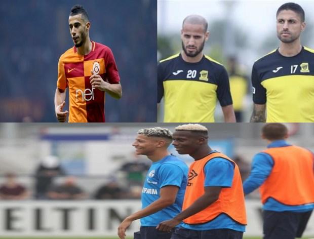 أغلبهم خسروا.. أسبوع سيء للمحترفين المغاربة (صور وفيديوهات)