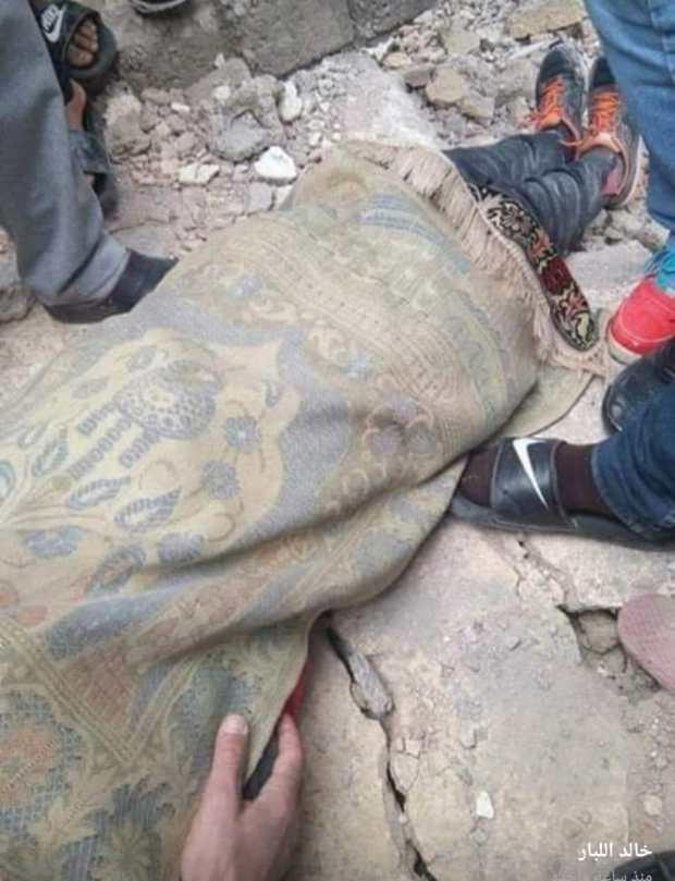 مقتل تلميذين تحت سور مدرسة في فاس.. الوزارة تكتفي بتقديم التعازي! (صور)