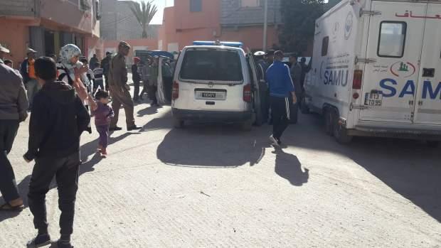 اشتوكة آيت باها.. شاب يقتل زوجته بالفاتحة! (صور)