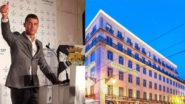 شدوه سبعة رجال.. رونالدو يستعد لافتتاح فندق فخم في مراكش