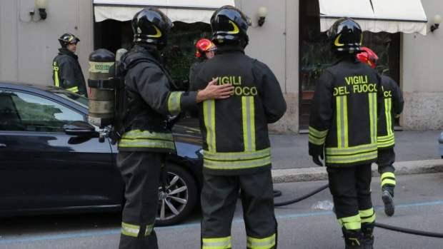 إيطاليا.. مغربي يشكر رجال الإطفاء بقطعة حشيش!