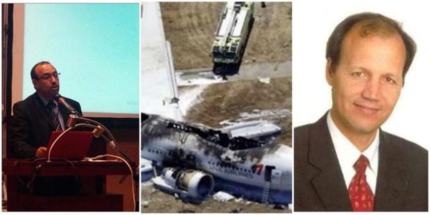 أستاذ جامعي ومسؤول في وزارة البيئة.. الكشف عن هويتي المغربيين ضحيتي الطائرة الإثيوبية