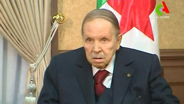 بوتفليقة للجزائريين: بات هنا ننبت!