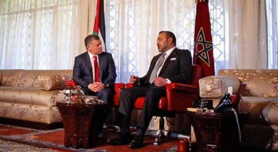 بعثة اقتصادية ومركز للتكوين المهني.. ملكا المغرب والأردن يخطان شراكة استراتيجية متعددة الجوانب