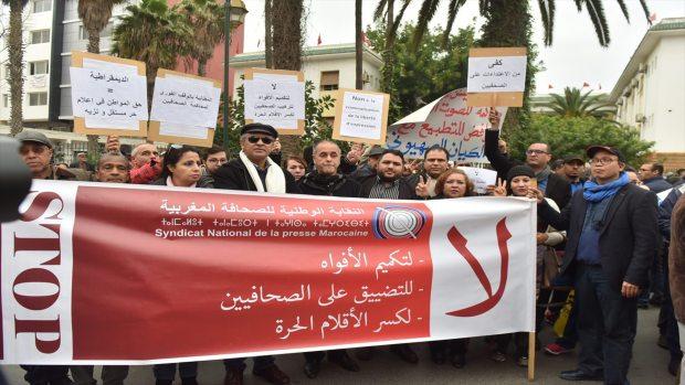 محاكمة الصحافيين الأربعة.. تأجيل النطق بالحكم إلى يوم 20 مارس
