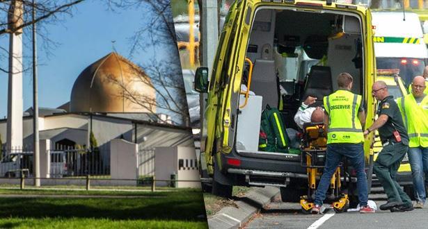 كازا.. وقفة تضامنية مع عائلات ضحايا مجزرة نيوزلندا