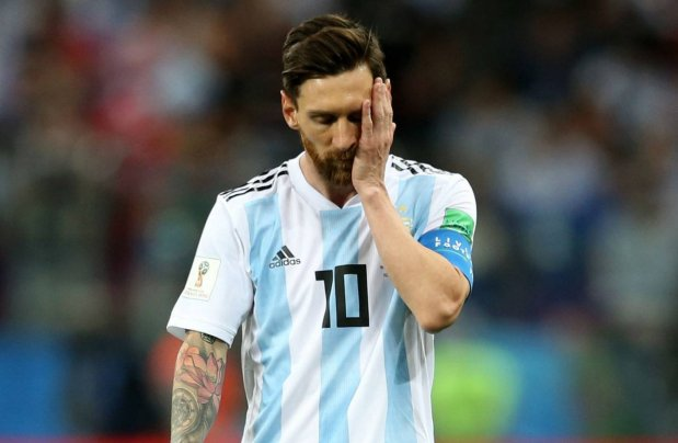 الجامعة تؤكد: ميسي يغيب رسميا عن ودية المغرب والأرجنتين