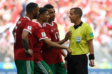 """كأس أمم إفريقيا.. الكاف يعين طاقم تحكيم مباراة """"أسود الأطلس"""" ومالاوي"""