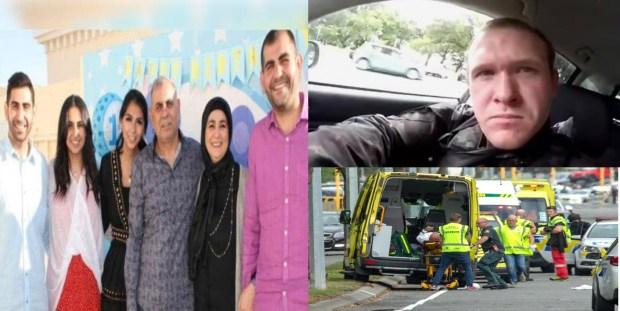 تلاح على ولادو باش يحميهم من الرصاص.. قصة إنسانية مؤثرة في مذبحة نيوزيلندا
