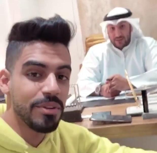 بالفيديو.. عمر بلمير يلجأ إلى القضاء بعد اتهامات من حساب وهمي