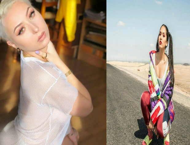 بالفيديو.. مغنية راب فرنسية تتهم منال وطوطو بسرقة كلمات أغنيتها