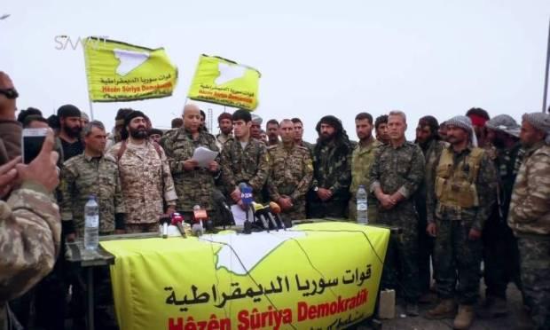 """5 سنوات من القتل والدمار.. نهاية """"وحش"""" داعش في سوريا!"""