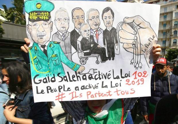الجمعة السابعة.. المظاهرات باقية وتتمدد في الجزائر