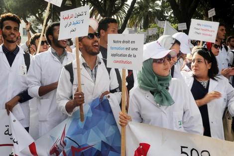بعد تأجيل التصويت على مشروع قانون مهن الترويض.. أطباء العيون يؤجلون إضرابات أبريل