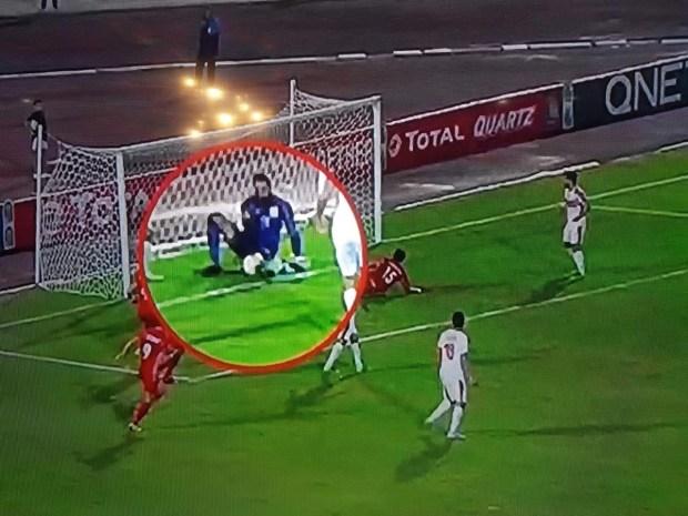 مخرجة مباراة حسنية أكادير والزمالك: لم أرفض إعادة لقطة الهدف ومن خلال رؤيتي فإن الكرة لم تتخط خط المرمى