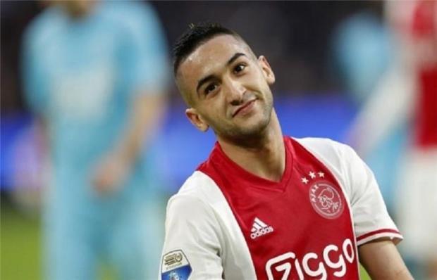 قيمته بلغت 35 مليون يورو.. زياش من بين أغلى اللاعبين في كأس أمم إفريقيا