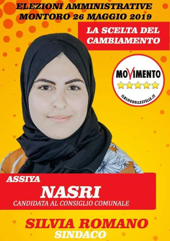 ترشحت في الانتخابات المحلية في إيطاليا.. شابة مغربية وسط موجة جدل بسبب الحجاب