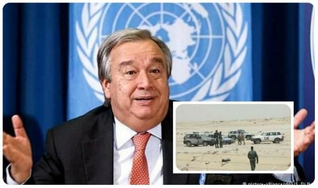 الحكومة: التقرير الأخير لغوتيريس حسم بشكل صريح في انتهاك البوليساريو للقرارات الأممية