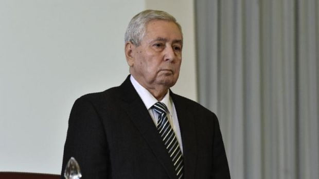 رسميا.. عبد القادر بن صالح رئيسا مؤقتا للجزائر