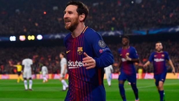 رغم التأهل إلى نصف نهائي دوري أبطال أوروبا.. ميسي يحذر برشلونة