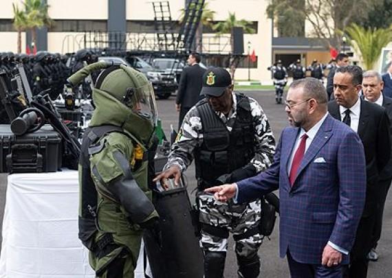 الرباط..الملك يعطي انطلاقة أشغال إنجاز المقر الجديد للمديرية العامة للأمن الوطني