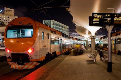 خلال العطلة المدرسية الأخيرة.. مليوني مسافر تنقلوا عبر القطارات