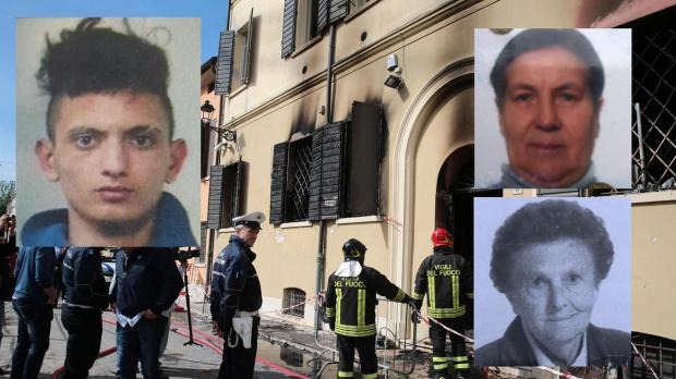 ماتو زوج و20 مصابين.. مراهق مغربي يسرق ويحرق مركزا للشرطة في إيطاليا