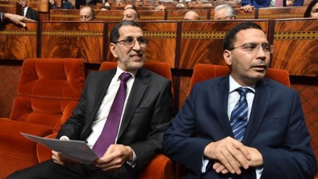"""فتح الحدود مع الجزائر.. الحكومة """"تتبرأ"""" من تصريحات العثماني"""