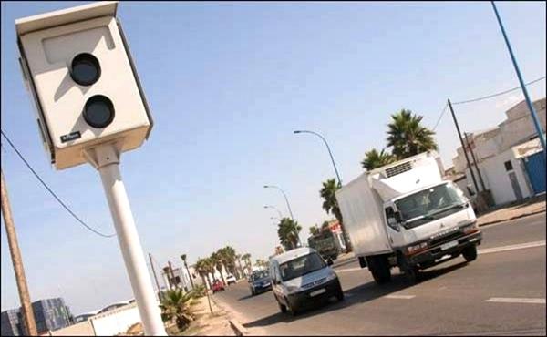 يرصد مخالفة 24 عربة في آن واحد.. تثبيت أزيد من 550 ردارا جديدا
