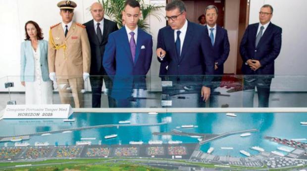 قدرته الاستيعابية 9 ملايين حاوية و7ملايين راكب ومليون سيارة.. ميناء طنجة المتوسط يتفوق على موانئ عالمية