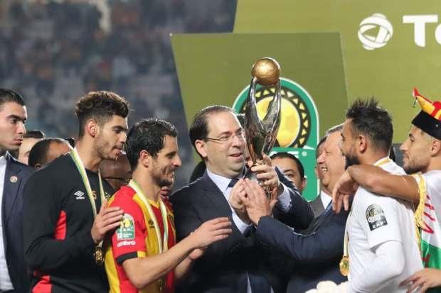 ما رضاوش بالواقع.. الترجي يرفض إعادة كأس دوري أبطال إفريقيا