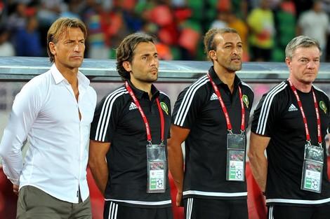على لسان مساعد رونار.. خطة تدريب المنتخب الوطني استعدادا لكأس إفريقيا