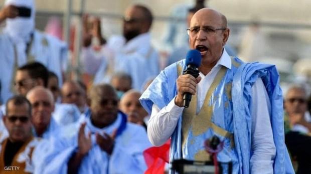 موريتانيا.. فوز وزير الدفاع السابق محمد ولد الغزواني في الانتخابات الرئاسية