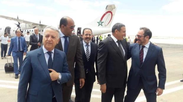 بالصور من العيون.. افتتاح محطة جوية جديدة وأسعار مغرية لرحلات داخل وخارج المغرب