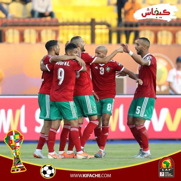 مفاجأة رونار/ الأوراق الرابحة/ الاستحواذ السلبي.. رصاصة عكسية تمنح المغرب الفوز أمام ناميبيا
