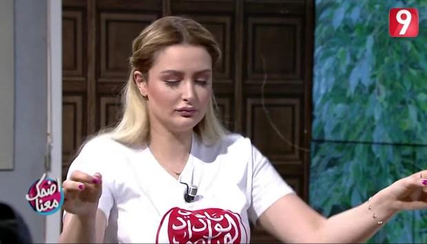 حافظين وما فاهمينش.. قناة تونسية تهاجم الوداد بفتاة شقراء متطفلة على التمثيل