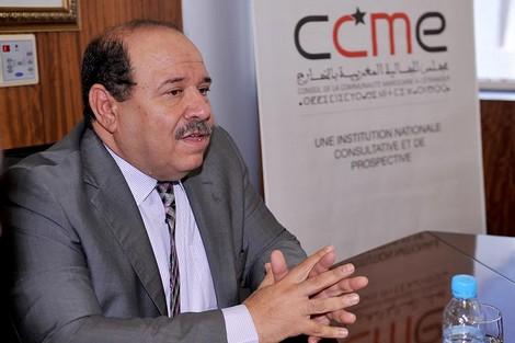 """بوصوف يرد على """"إلموندو"""": اتهامي بتبييض الأموال يندرج ضمن حملة إسبانية ضد المغرب"""