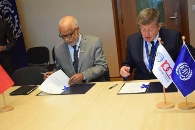 تهم سلامة المهنيين والعمال المهاجرين والضمان الاجتماعي.. المغرب يصادق على 3 اتفاقيات دولية في جنيف