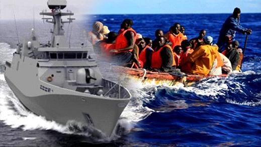 ينحدرون من بلدان إفريقيا جنوب الصحراء.. البحرية الملكية تقدم المساعدة لأزيد من 160 حراگا