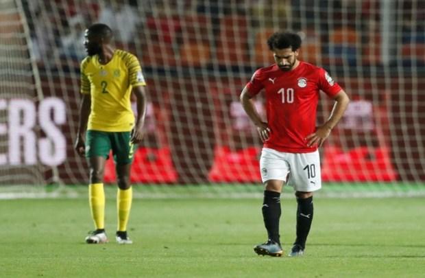 مفاجأة.. مصر تودع بطولة الكان على يد جنوب إفريقيا