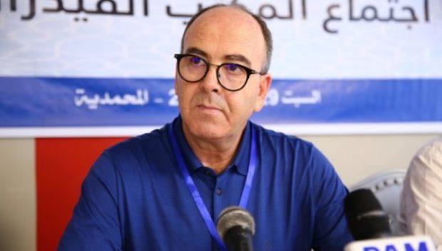"""قال إن معارضيه في تواصل مع البيجيدي.. بنشماش يعدد """"أمراض"""" البام"""