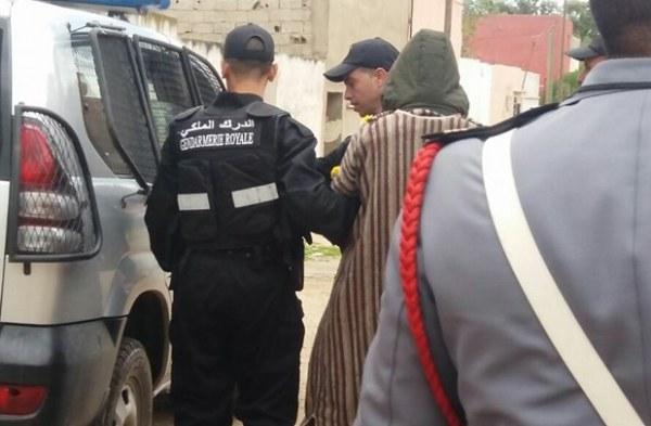كان سكران ومعاه جوج بنات.. القبض على راقي شرعي في قنيطرة