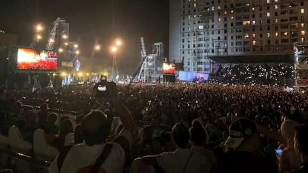 الجزائر.. وفاة 5 أشخاص وإصابة آخرين في حفل سولكينغ