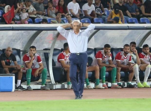 خليلوزيتش: كان هدفنا الوقوف على مستوى اللاعبين ومدى انسجامهم… وينتظرنا عمل كبير