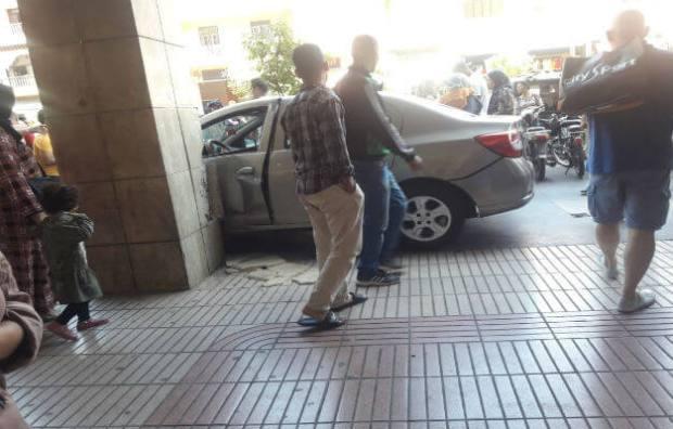 بغات تدير مارش أرير.. امرأة تدهس زوجها بسيارة في مراكش