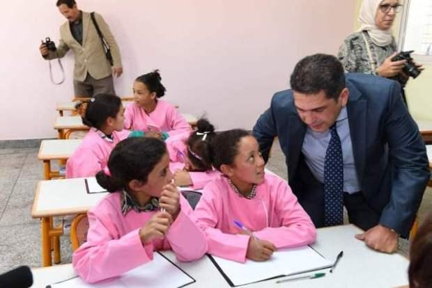 لمحاربة الهدر المدرسي.. أمزازي يدشن عددا من المؤسسات التعليمية في جهة بني ملال-خنيفرة
