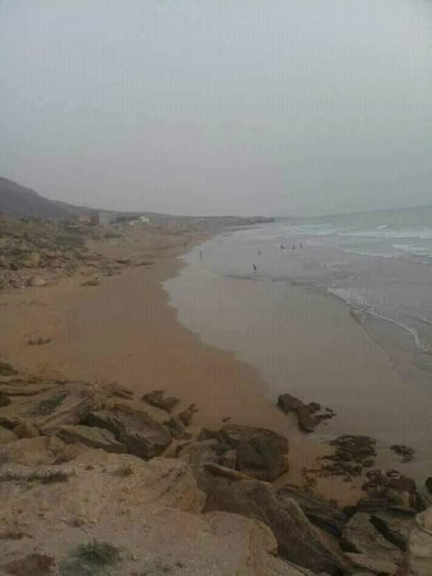كانو ناويين يحرگو لجزر الكناري.. إحباط عملية للهجرة السرية في شاطىء إمسوان