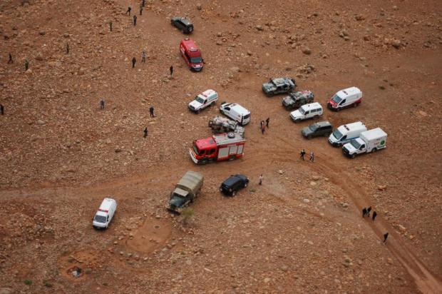 العثور على جثت 3 مفقودين آخرين.. ارتفاع حصيلة قتلى فاجعة الراشيدية(صور)